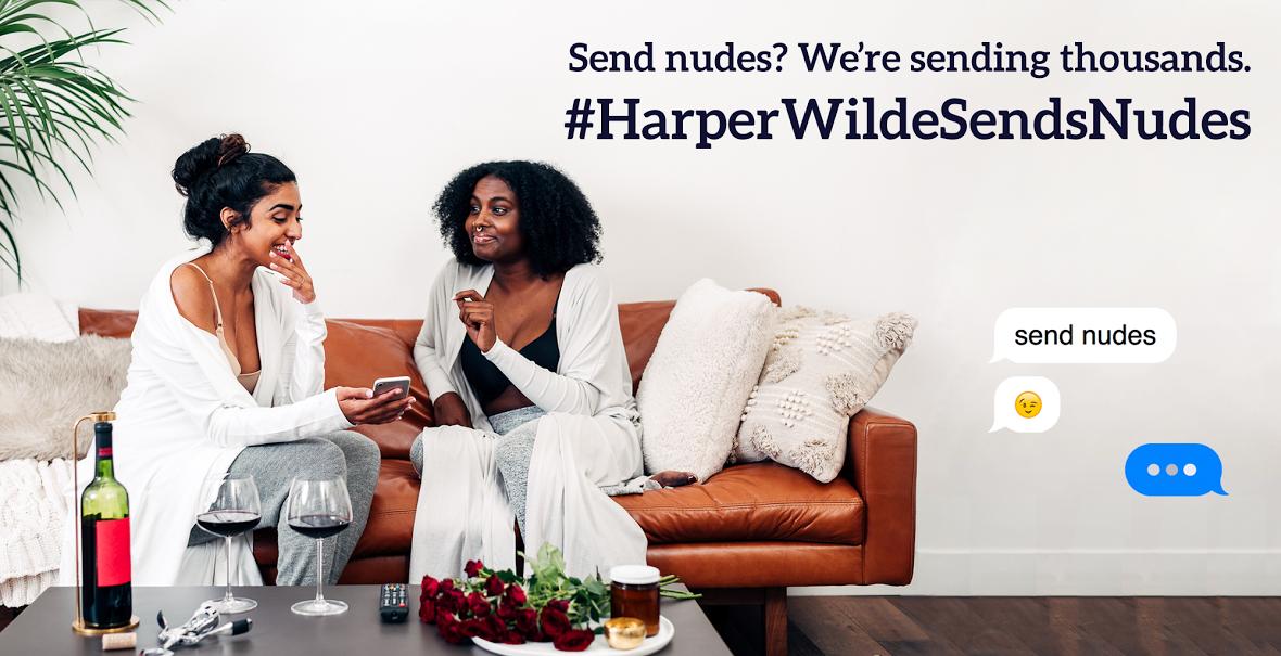 Harper Wilde Send Nudes